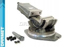 Imadło maszynowe uchylne kołyskowe 160mm - FQU160/125 DARMET