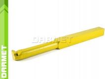 Internal Thread Turning Tool Bit DIN 283, Left - U20 (M20), 12x12, for Stainless Steel