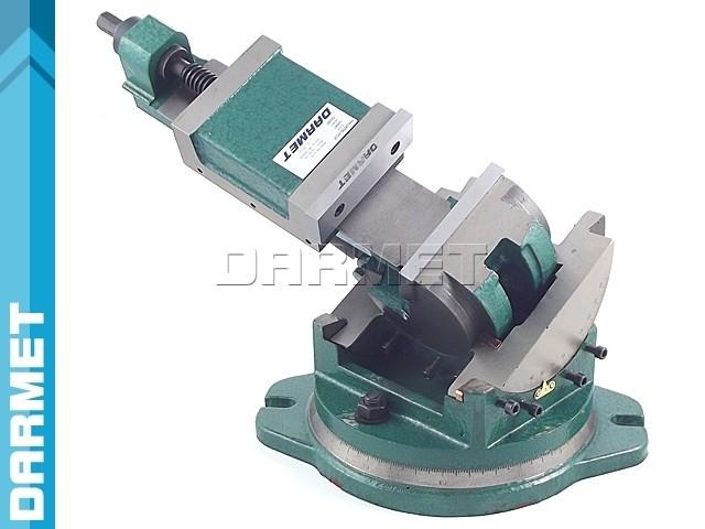3-Way Angle Machine Vise 125MM FZU125/120