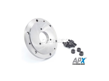Adapter Back Plate for 100MM Lathe Chucks - APX (ZT-100)