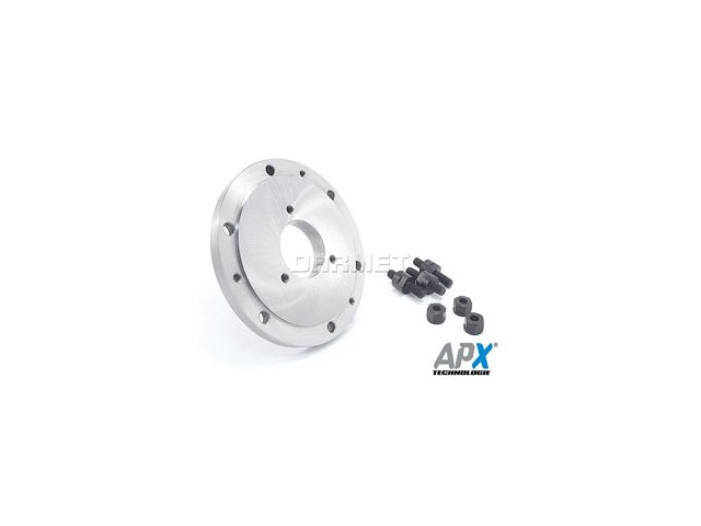 Adapter Back Plate for 125MM Lathe Chucks - APX (ZT-125)