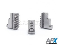 Hard Solid External Jaws: 80MM - APX (STZ3)