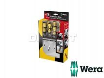 Screwdriver Set with Rack, Kraftform 932 S/6, 6 pcs - WERA (05018283001)