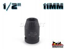"6-Point Impact Socket 920511-C, 1/2"" Drive - 11MM - TENG TOOLS (10178-0062)"