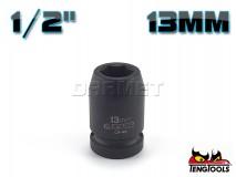 "6-Point Impact Socket 920513-C, 1/2"" Drive - 13MM - TENG TOOLS (10178-0104)"