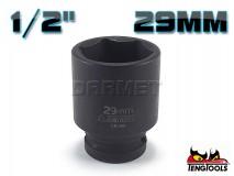 "6-Point Impact Socket 920529C, 1/2"" Drive - 29MM - TENG TOOLS (10178-0856)"