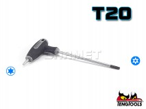 Torx Key with T-handle - TX/TPX20 - TENG TOOLS (10180-0308)