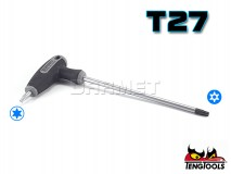 Torx Key with T-handle - TX/TPX27 - TENG TOOLS (10180-0506)
