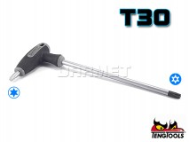 Torx Key with T-handle - TX/TPX30 - TENG TOOLS (10180-0605)