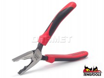 Power Combination Pliers MB452-6T, Length: 160MM, Capacity: Ø3,4MM - TENG TOOLS (10977-0107)