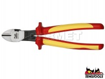 Side Cutting Pliers MBV442-8, 1000V Insulated, Length: 150MM, Capacity: Ø4,0MM - TENG TOOLS (11759-0109)