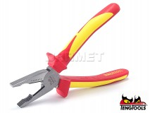 Combination Pliers MBV451-7, 1000V Insulated, Length: 175MM, Capacity: Ø3,8MM - TENG TOOLS (11761-0105)