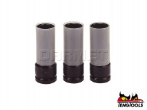 "Impact Socket Set 9203N, 1/2"" Drive, 3 pcs - TENG TOOLS (118870104)"