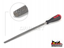 Round File, Medium Coarse - 250MM - TENG TOOLS (12853-0102)