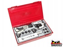 Flanging Tool Set TTTF10 - 10 pcs - TENG TOOLS (14404-0102)
