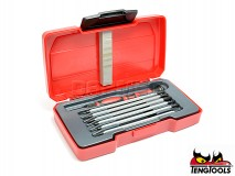 Screwdriver Set TM708 , 8 pcs - TENG TOOLS (17228-0109)