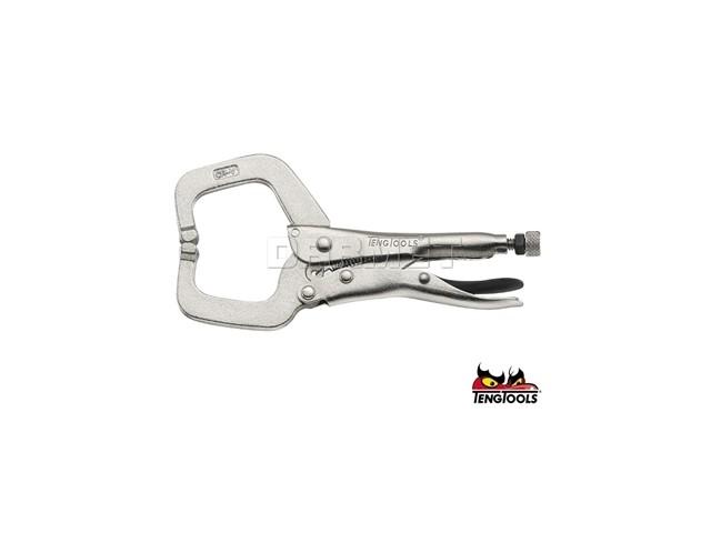 Self locking c clamp clamping range mm teng