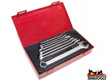 Combination Spanner Set, TT3592 - 8 pcs - TENG TOOLS (5805-0303)
