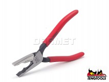 Combination Pliers MB452-6, Length: 160MM, Capacity: Ø3,4MM - TENG TOOLS (7419-0026)
