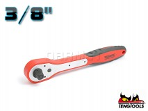 "Ratchet with 3/8"" Drive, 3800FRP - 200MM - TENG TOOLS (7429-0206)"
