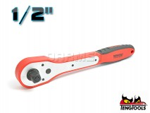 "Ratchet with 1/2"" Drive, 1200FRP - 255MM - TENG TOOLS (7429-0305)"