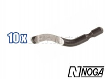 Swivel blades N1, Pack: 10 pcs - NOGA (BN1010)