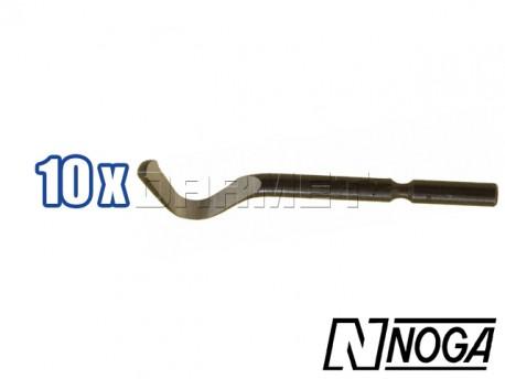 Swivel blades S30, Pack: 10 pcs - NOGA (BS3010)