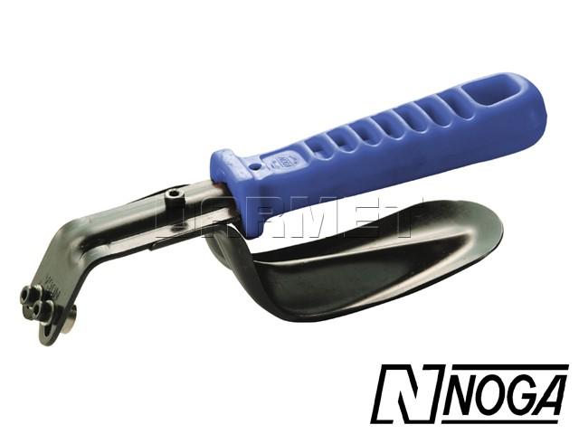 Sheet Metal Deburring Tool DOUBLE-BURR, Range: 0 - 12MM - NOGA (DB1000)
