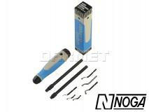 Universal Deburring Set, 9 pcs - NOGA (NG9100)