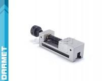 Imadło precyzyjne stalowe szlifierskie 50mm - SPZA50/65 DARMET