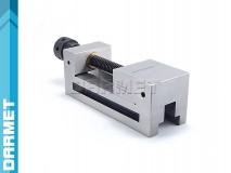 Imadło precyzyjne stalowe szlifierskie 80mm - SPZA80/100 DARMET