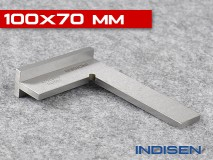 Square with Base 100 x 70MM - INDISEN (6010-1007)