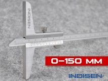 Vernier Depth Gauge 150MM - INDISEN (4122-1500)