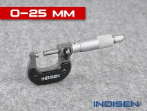 Outside Micrometer 0 - 25MM - INDISEN (2322-0250)