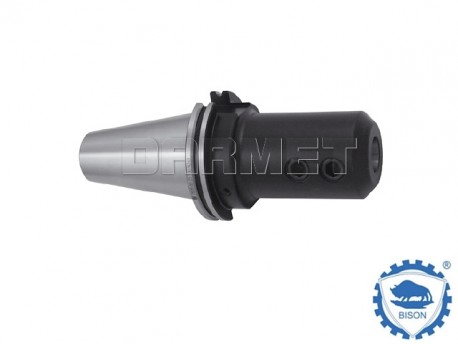 Whistle-Notch Type End Mill Holder DIN50 - 25MM - 80MM - BISON BIAL (Type 7628)