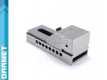 Imadło precyzyjne stalowe bezwrzecionowe 80mm - SPZB80/100 DARMET