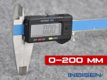 Electronic Caliper 200MM - INDISEN (1210-2000)
