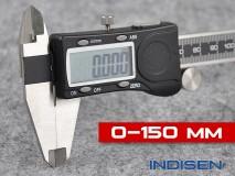 Electronic Caliper 150MM - INDISEN (1212-1500)