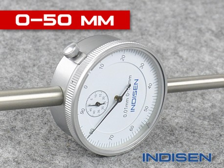 Electronic Indicator 50/0,01MM - INDISEN (5411-0500)