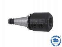 Weldon Type End Mill Holder ISO40 - 32MM - 90MM - BISON BIAL (Type 7620 QC)