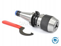 Keyless Drill Chuck with Shank ISO40, 1-13MMM - BISON BIAL (Type 7657)