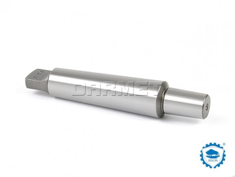 Drill Chuck Arbor with Tang Morse 3 - J3 - BISON BIAL (Type 5362)
