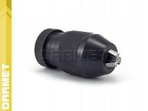 Uchwyt wiertarski 10mm samozaciskowy na stożek B12 - DARMET (J0110-P)