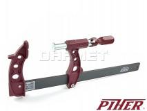 One-handed universal clamp EZS, clamping range: 300MM - BESSEY (EZS30-8)