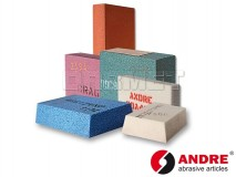 Segment with Outer and Inner Radius and Recess, Type 3113 - 66MM x 20MM x 63MM - ANDRE (540314)