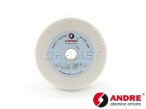 Straight Grinding Wheel, Type 1 - 125MM x 6MM x 20MM - ANDRE (510232)