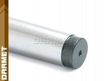 Kieł tokarski stały z końcówką z węglików spiekanych - Morse 5 (DE5) DARMET