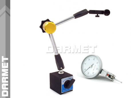 SET: Diatest Indicator + Magnetic Stand (560-011 / 101)