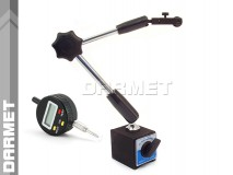 SET: Electronic Indicator + Magnetic Stand (540-110 / 201)