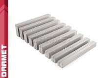 Zestaw 9 par | Bloczki równoległościenne | podkładki frezarskie 160 x 4 mm - DARMET (PB151-2)